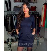 Платье карманы фото