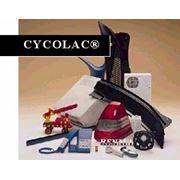 Термопластик Cycolac (акрилонитрил-бутадиен-стирол). фото