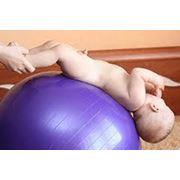 Детский массаж оздоравительный фото