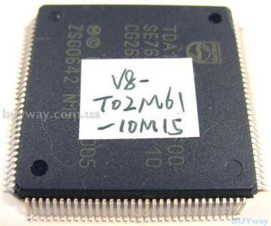 Микросхемы процессора для