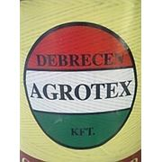 Шпагат полипропиленовый, сеновязальный 350м/кг АГРОТЕКС (2860текс) фото