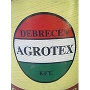 Шпагат полипропиленовый, сеновязальный 350м/кг AGROTEX (2860текс) фото