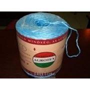 Шпагат полипропиленовый, сеновязальный АГРОТЕКС 135м/кг (7407текс) фото