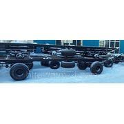 Прицеп-шасси трактоный г/п от 6,5 т длинна 6-8м., ширина 2,5-2,8м. (возможна поставка машкомплектов)
