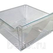 Ящик (контейнер, емкость) для овощей (нижний) для холодильника Liebherr 9290118. Оригинал фото