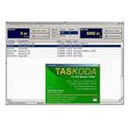 Программное обеспечение TASKODA к автомобильным весам фото