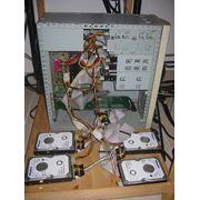 Восстановления информации с RAID массива фото