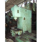 Пресс гидравлический запрессовочный П 6330, усилие 100 тонн фото