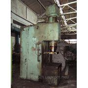 Пресс гидравлический запрессовочный П 6332А, усилие 160 тонн фото