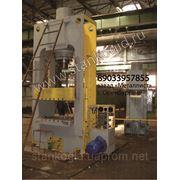 Гидравлический пресс П6330, П6228. фото