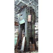 Пресс кривошипный усилием 800 тонн, Erfurt, моdel PKZe 800 фото