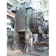 Hot die-forging crank press 1600t, моd. К 04.038.842 фото