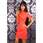 Платье на заклепке фото