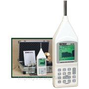 Extech 407790 Октавный анализатор звука, работающий в режиме реального времени фото