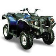 Компактный квадроцикл Stels ATV 500H фото