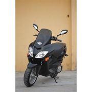 Электрический макси скутер фото