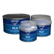 Шпатлевка Solid ALU 1 кг. фото