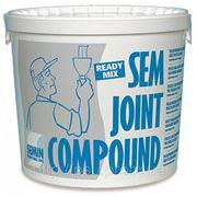 SEM JOINT COMPOUND Готовая полимерная шпаклевка-финишпаста фото