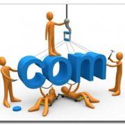 Создание web сайта фото