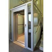 Поэлементный монтаж лифтов. фото