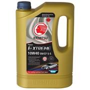 Полусинтетическое всесезонное моторное масло Idemitsu Extreme 10W-40, 10w40, SN/CF, Semi-Synthetic0, 4 л фото