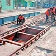 Модернизация механических автомобильных и железнодорожных весов в электронные фото