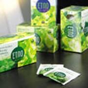 Автоматическая упаковка чая, группы товаров фото