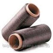 Нити синтетические Углеродная УКН-5000 ГОСТ 28008-88 фото