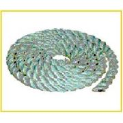 Канат тросовой свивки полиамидный тип ПАТ диаметр 14,0мм