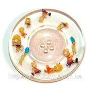 Эпоксидная прозрачная смола Magic Crystal упаковка 0,4 кг для глазурных покрытий фото