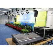 Аренда (прокат) звука звукового оборудования 10000 Вт фото