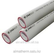 Труба ППР стекловолокном серый (PN 20) 32 Jakko фото