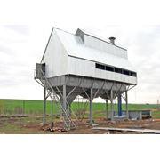 Реконструкция зерновых комплексов ЗАВ фото