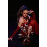 Новогодняя шоу-программа в Алматы фото