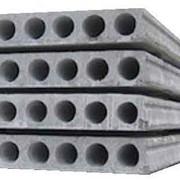 Плиты пустотные. Плиты перекрытия пустотные изготавливают из тяжелого, легкого и плотного силикатного бетонов фото