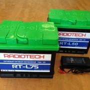 Литиевые тяговые аккумуляторные батареи серии RT-L50 фото