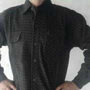Рубашка мужская ,теплая , на пуговицах фото