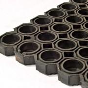 Резиновые коврики ячеистые Бест фото