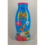 Pinio Малина, 2в1 шампунь-средство для купания, 500 мл фото