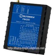 Контроль транспорта GPS трекер Teltonika FM 4200 фото