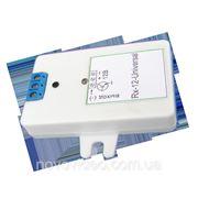 Rx-12-Universal - радио реле управления нагрузками 12 В для сигнализации GSM-Universal