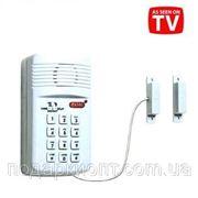 Сигнализация c магнитным датчиком. secure pro keypad alarm system 110 alarm фото