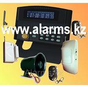 Охранная сигнализация для квартиры без абонплаты и монтажа. фото