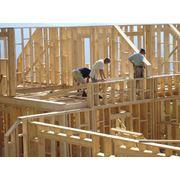 Строительство канадских домов фото