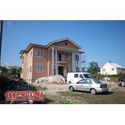 Строительство загородных домов, коттеджей, дач под ключ Киев и Киевская область фото