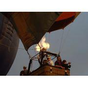 Полет на воздушном шаре с попутчиком фото