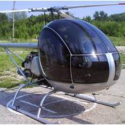 Организация полетов на вертолетах. Пилотаж вертолета АК 1-3 фото