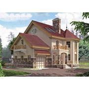 Строительство загородных домов коттеджей вилл дачных домов частных домов особняков и др. фото