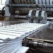 Печать журналов, периодическая пресса, глянцевые журналы, периодика фото