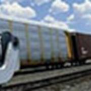 Перевозки грузов в вагонах фото